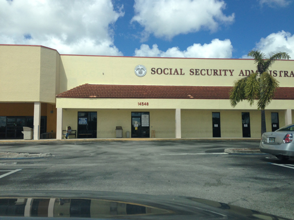 Social Security Office Military Trail Delray Beach Florida