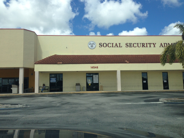Social Security Office Delray Beach - Office Closed