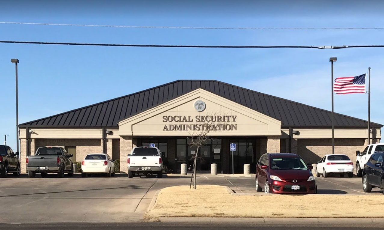 Pampa Social Security Administration Office