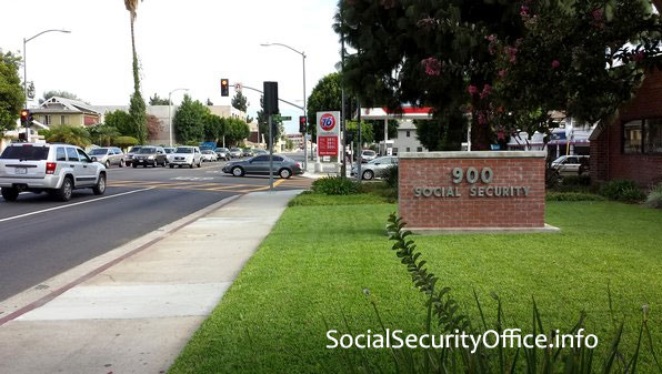 Alhambra Social Security Administration Office