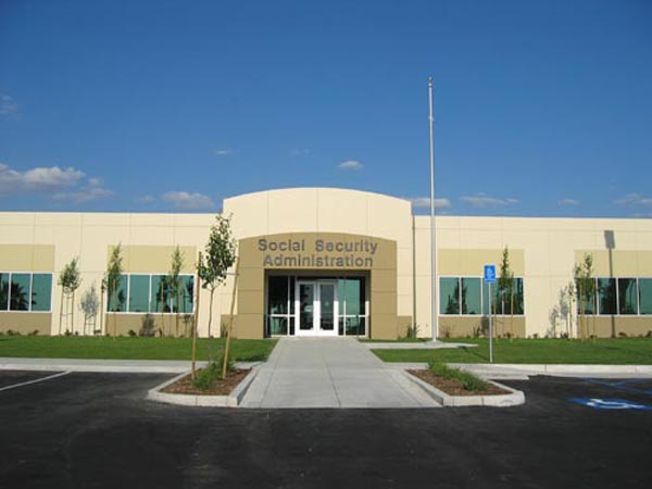 Bakersfield Social Security Administration Office