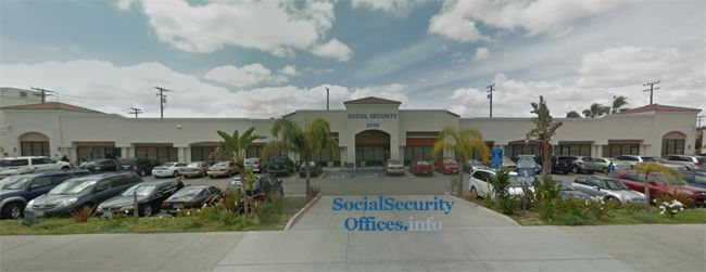 Long Beach Social Security Administration Office