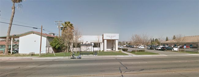 Porterville Social Security Administration Office