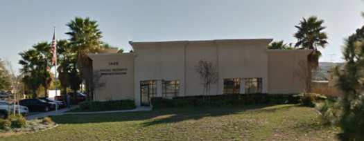Redlands Social Security Administration Office