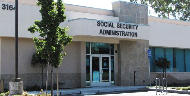 Richmond Social Security Administration Office