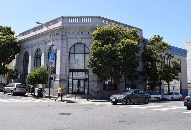 Image result for Social Security Administration office at 1098 Valencia St., in San Francisco.