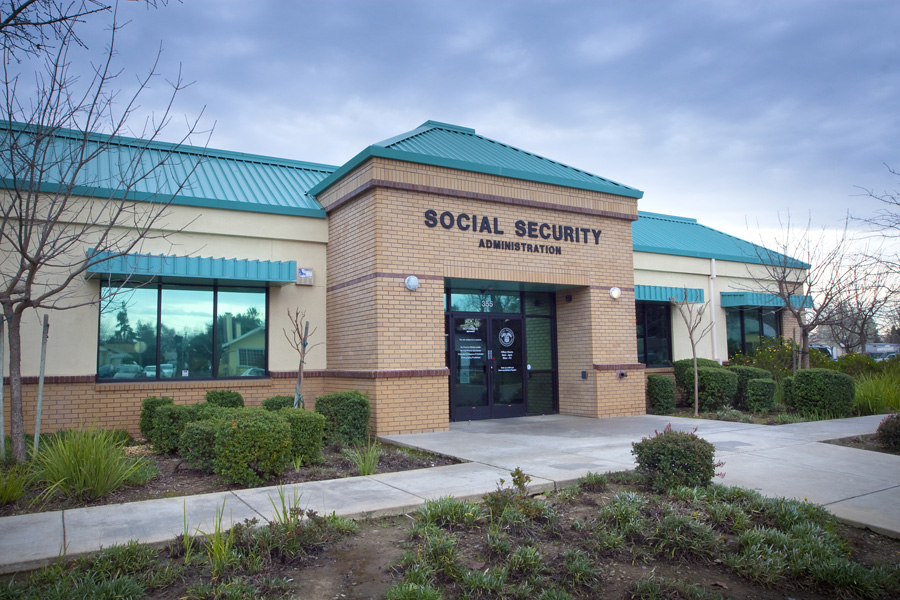 Social Security Administration Office