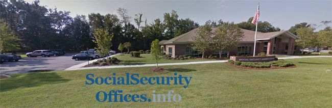 Valdosta Social Security Office
