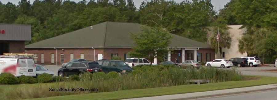 Walterboro Social Security Office