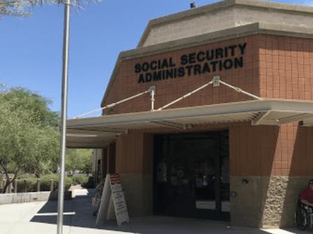 Mesa Social Security Office