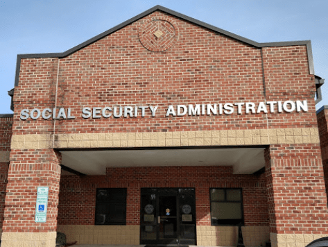 Greenville Social Security Office