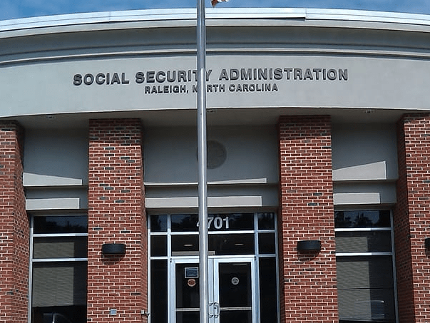 Raleigh Social Security Office