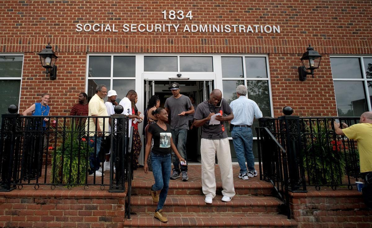 Richmond Social Security Office