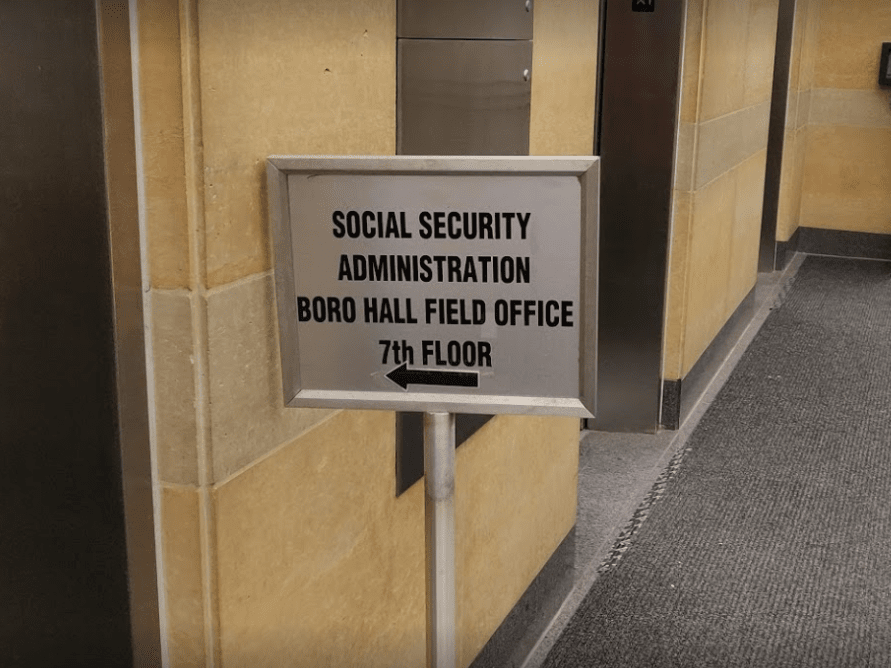 corning social security office