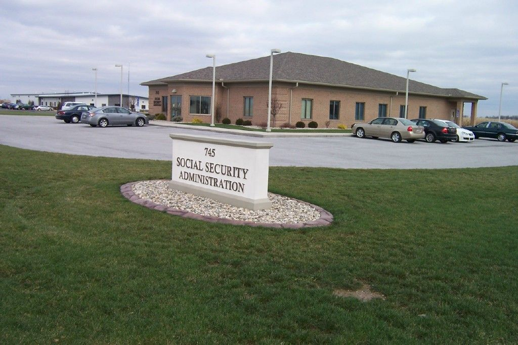 Great Monroe Social Security Office 19.56 Miles Away. Blog 1