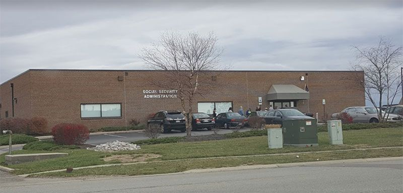Image result for Batavia Social Security office