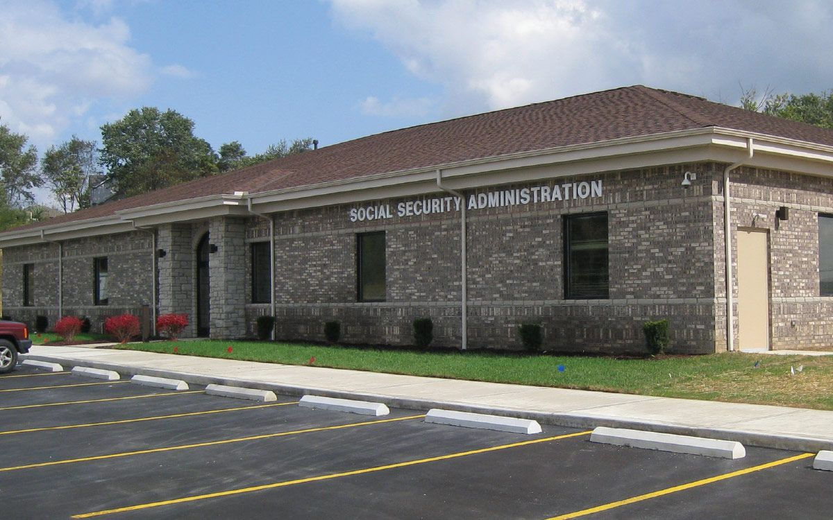 Lancaster Social Security Office