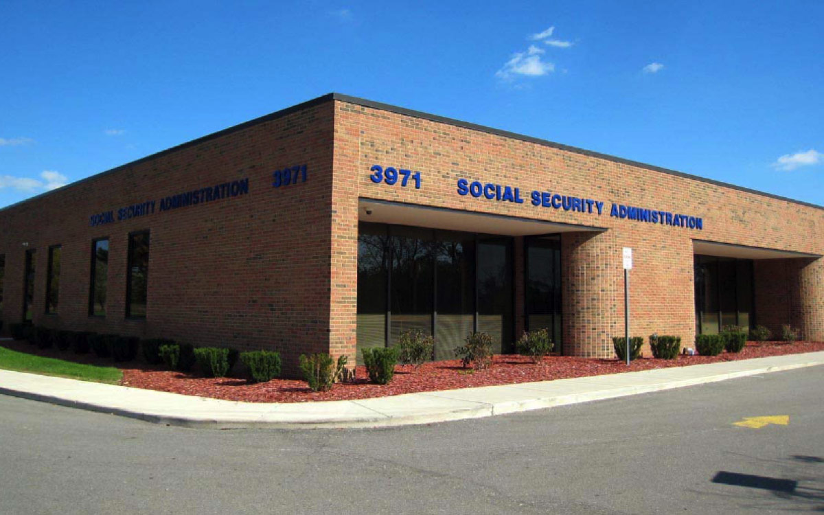 Wonderful Social Security Offices