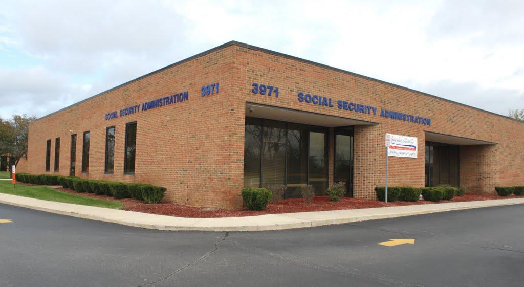 Amazing Ann Arbor Social Security Office