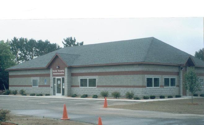 Cadillac Social Security Office