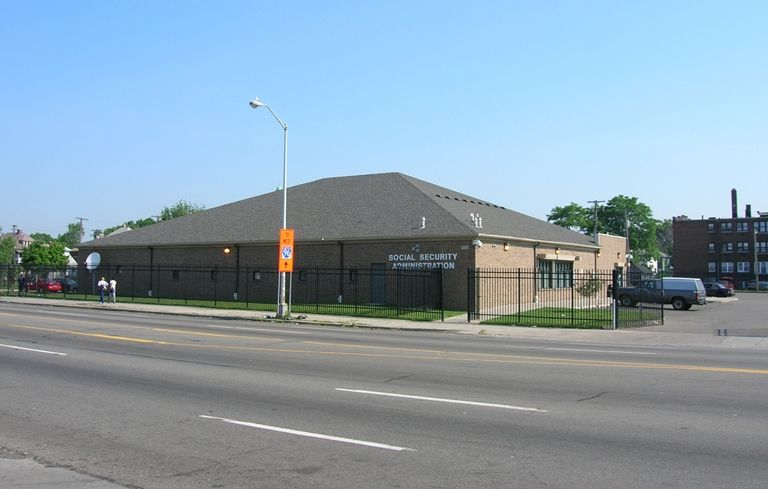 Detroit Social Security Office - Grand River