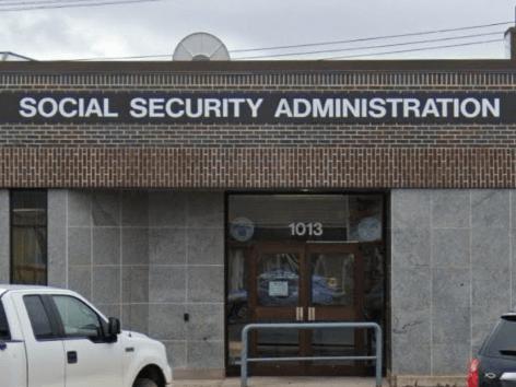 Escanaba Social Security Office