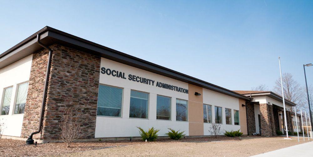 Grand Rapids Social Security Office