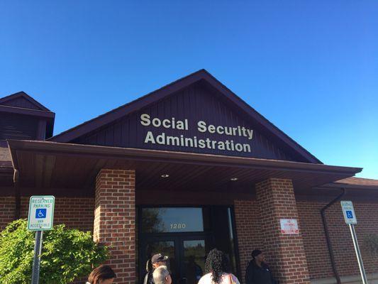 Pontiac Social Security Office