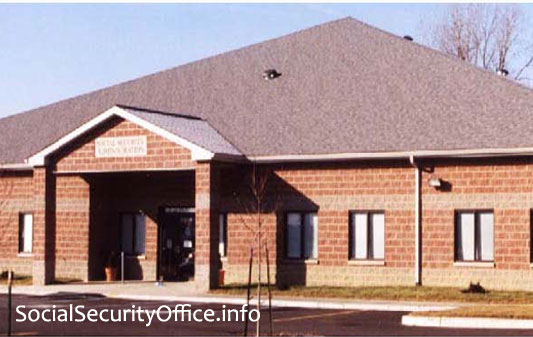 Anderson Social Security Office