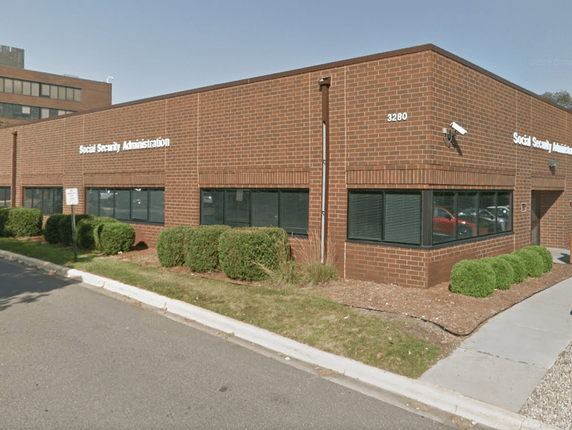 Minnesota Social Security Offices