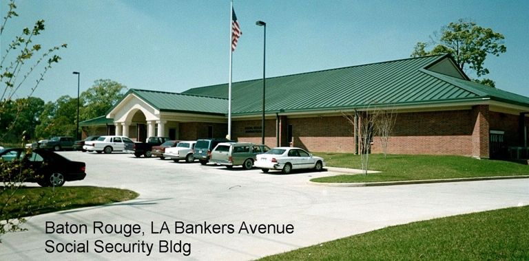 Baton Rouge Social Security Office
