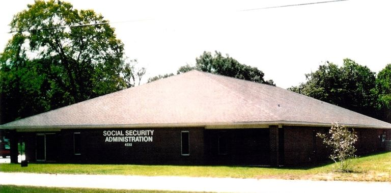 Baton Rouge Social Security Office - Harding Blvd