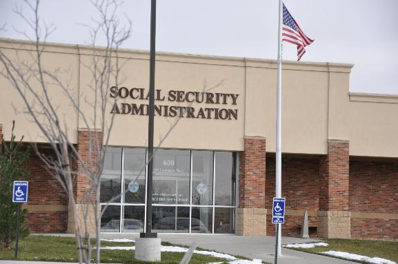 Topeka Social Security Office