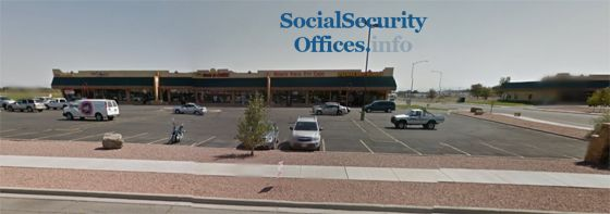 Alamosa Social Security Office