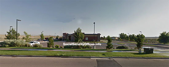 Pueblo Social Security Office
