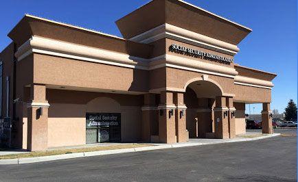 Idaho Falls Social Security Office