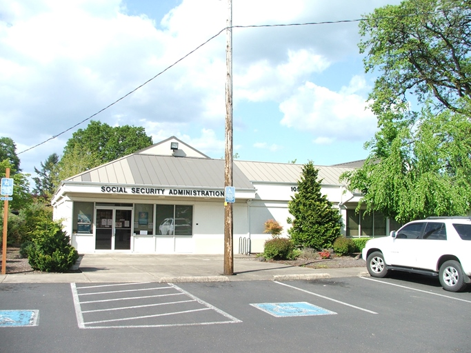 Oregon Social Security Offices