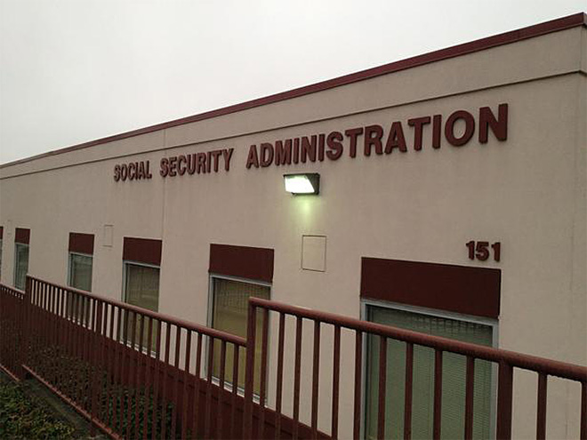 Tacoma Social Security Office