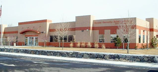Reno NV Social Security Office
