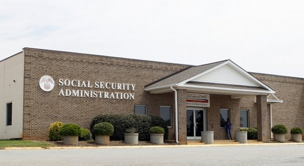 Philadelphia Social Security Office S. Broad St.