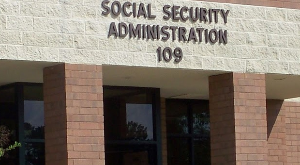 National City Social Security Administration Office - Closed